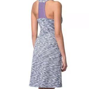 MPG New Large Purple Travel Dress Pockets